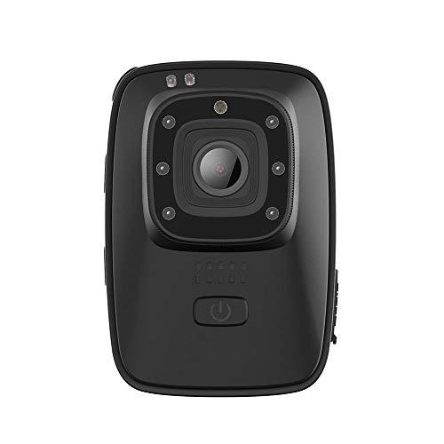 Yamyannie Kit de cámara de acción 2 Pulgadas táctil 1080P 30fps WiFi Dual Impermeable de la cámara estéreo de micrófono del Coche DVR Deporte Vlog (Color : Negro, tamaño : Un tamaño)