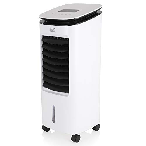 BLACK+DECKER BXAC65002GB Digital Air Cooler, 3 Speed Settings with 7 Litre Water Tank, LED Display...