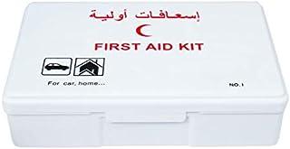 Atca 42-Piece First Aid Kit Set - White