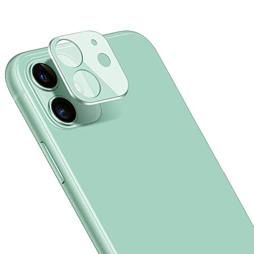 Apple iPhone 11 Camera Lens Glass Protector - Groen