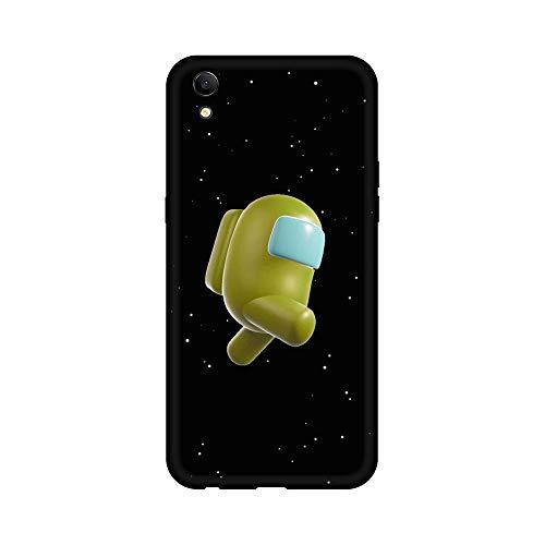 Desconocido Huawei P Smart 2018 Funda Carcasa TPU Piel Antigolpes Protectora Suave Silicona Case Cover para Huawei P Smart 2018 / Huawei Honor 9 Lite (Series MG10)