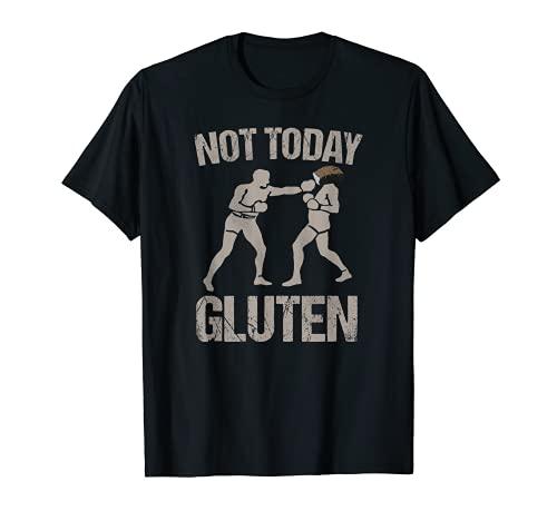 Regalos sin gluten Conciencia de la enfermedad celíaca de centeno de cebada de trigo Camiseta
