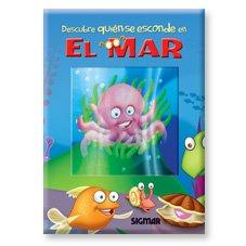 Descubre quien se esconde en el mar / Find out Who is Hiding in the Sea (Que ves? / What Do You See?)