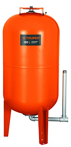 Truper HIDR-1-1/2X150, Bomba (Equipo hidroneumático) Uso residencial e industrial, 1 1/2 HP