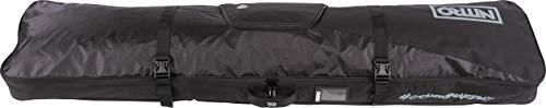 Nitro Snowboards Cargo Board Bag 169 Cm Unisex Rugzak voor volwassenen, zwart (Jet Black New), 10x33x169 Centimeters (B x H x L)
