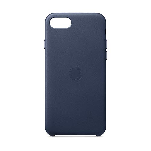 Apple Custodia in pelle (per iPhone SE) - Blu notte