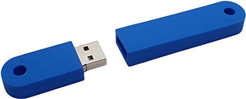 USBfix - USB-Stick zum Abheften V2 USB3.0 32GB TypA Blau 3er-Pack