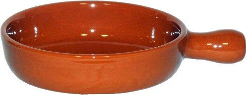 Amazing Cookware pan, terracotta, 15 cm, natuur