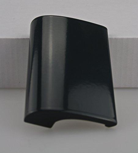 Tirador de puerta para balcón Asa zieh Terraza Deluxe–Aluminio–Varios color (Acero Inoxidable...