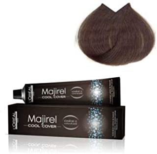 L'Oreal Paris Majirel Cool Cover No. 7.11 (Deep Ash Blonde)