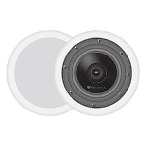 For Sale! Sequence 730-102 Essential Series 6 1/2 Dual Cone In Ceiling Dual Voice Coil Single Point...