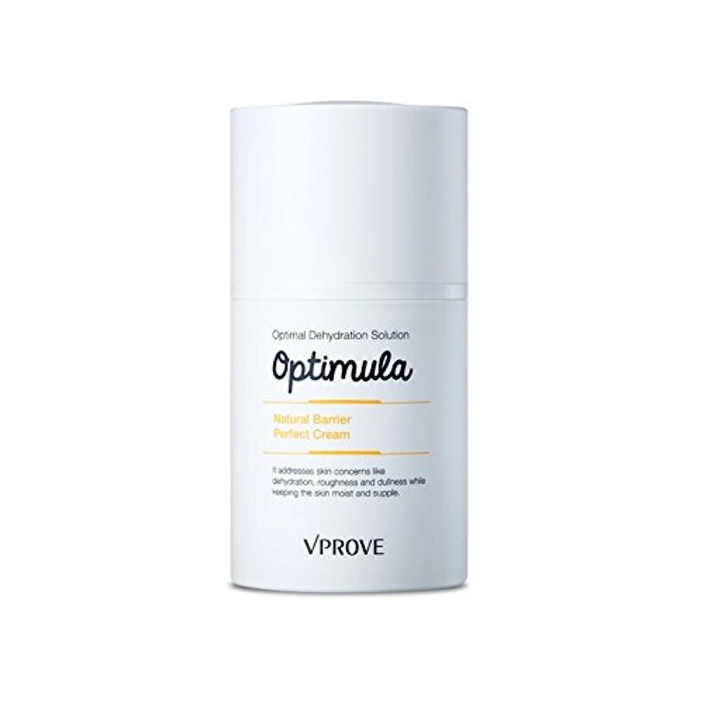 保証照らす準備VPROVE オプチミュラ ナチュラル バリア パーフェクト クリーム/Optimula Natural Barrier Perfect Cream(50ml) [並行輸入品]