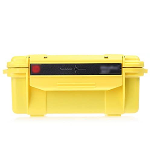 Caja de herramientas Caja de herramientas al aire libre Caja de almacenamiento Organizador Viaje Contenedores sellados Contenedores Hardware Reparación herramienta llave destornillador mini caja de he