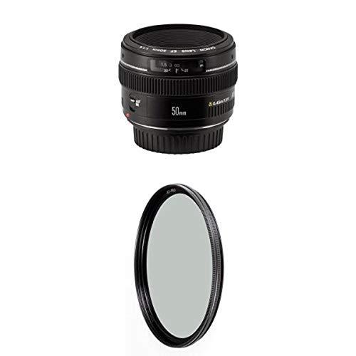 Canon EF 50mm f/1.4 USM Standard & Medium...