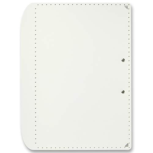 プラス A4サイズにおりたためる A3クリップボード+ ホワイト FL-501CP/83-152