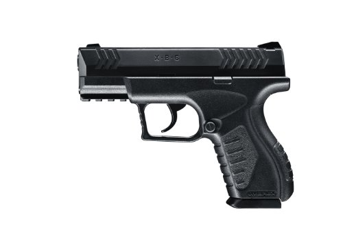 Umarex Pistola de balines BB's de Acero XBG <3 Julios +120m/s