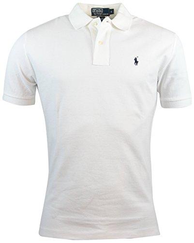Ralph Lauren Polo Men's Classic Fit Mesh Polo Shirt