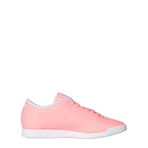 Reebok Prince Zapatos para Mujer, (Sour Melon/White), 39.5 EU