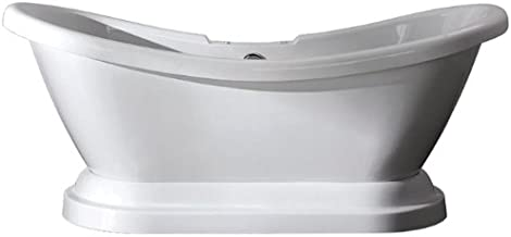 pedestal bathtubs