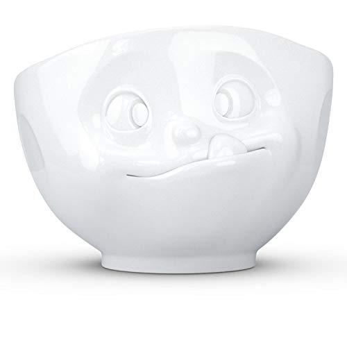 FIFTYEIGHT PRODUCTS T02.26.01 Schale Lecker weiß 1000 ml, porcelain