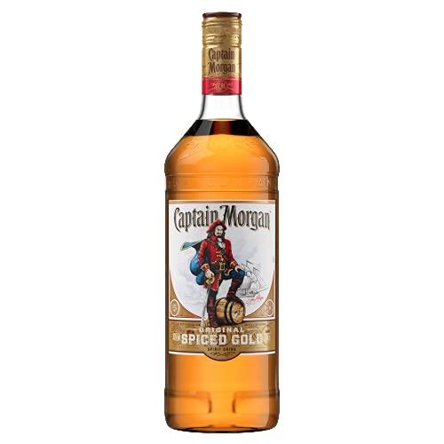 1. Capitán Morgan Spice Gold Ron