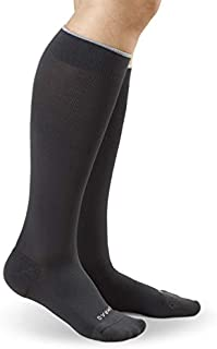 COMRAD Wide Calf Compression Socks with True Graduated Compression