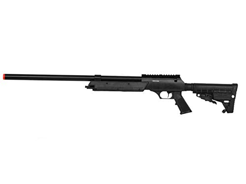 Well MB13 Airsoft Sniper Rifle - Black