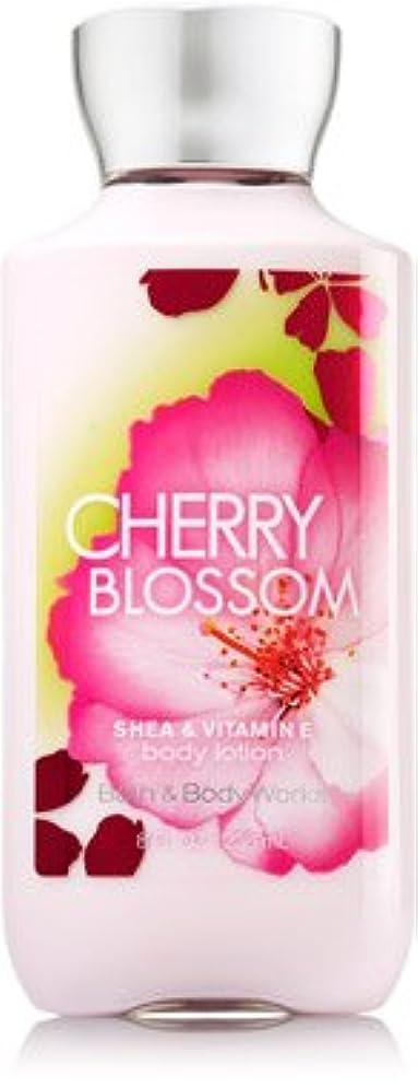 ラップジェット幸運[Bath&Body Works] ボディローション チェリーブロッサム Cherry Blossom(並行輸入品)