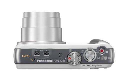 Panasonic Lumix DMC-TZ31EG-W ( 15.3 Megapixel,20 -x opt. Zoom (3 Zoll Display) )