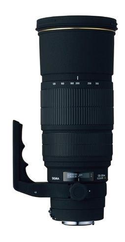Sigma 120-300mm 2,8 EX APO DG HSM Objektiv für Nikon