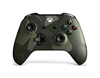 Microsoft Official Xbox Armed Forces II Controller Special Edition (B07BKMRP86) | Amazon price tracker / tracking, Amazon price history charts, Amazon price watches, Amazon price drop alerts