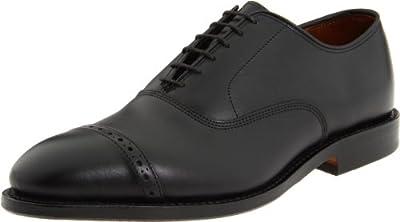 37a39509b917 2. Allen-Edmonds Men s Fifth Avenue Walnut Calf Oxford Shoe