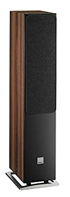 Dali Oberon 5 Floorstanding Speakers (Pair) (Dark Walnut) by DALI