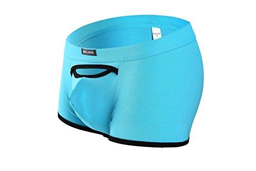GYZ hommes dragon maille Ajustée Short Noir M L XL Semi-Transparent Designer Underwear