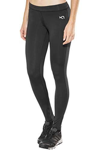 Kari Traa Nora Training Tights Dames Zwart 2019 Broek