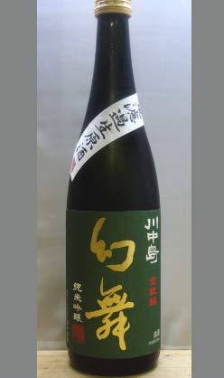 幻舞金紋錦純米吟醸無濾過生原酒720ml