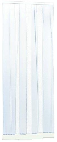 Blinky 74215 Zanzariere a Strisce Eccostri 4 Bandelle, 100 x 250 cm