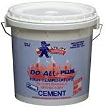 Utility Do-All+ Refractory Cement - 2 Gallon