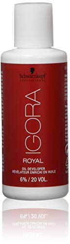 Schwarzkopf Professional Igora Royal Loción Activa Vol 20 - 60 ml