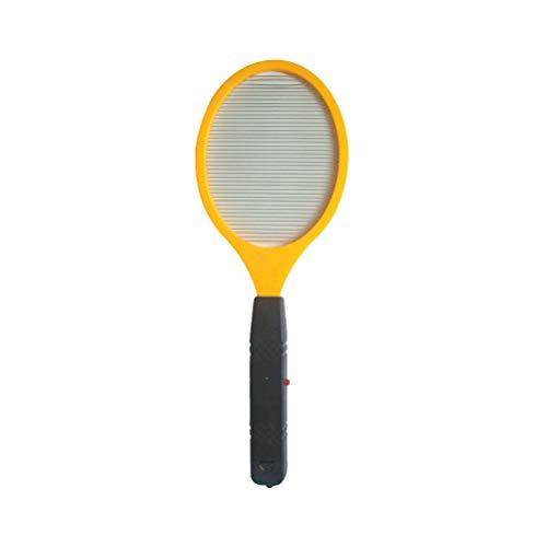 Yardwe 1 Raqueta Caza Mosquitos, EléCtrico Mosquito Matamoscas Y La EnergíA De...