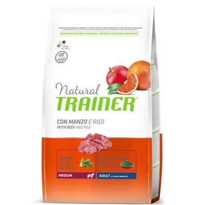 Trainer CROCCANTINI per Cane kg. 12 Natural Medium Adult