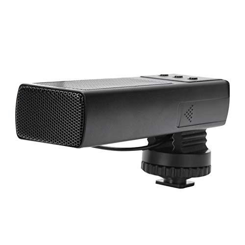 Opname Microfoon Microfoon Camera Live-interview met Laag stroomverbruik Prompt voor Vlog-opname