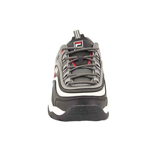 Ray CB Low 13B Black Castlerock Red 1010723-13B