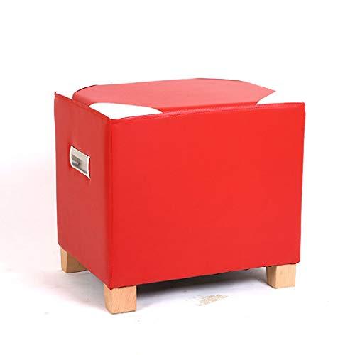 PLL lage sneeuw, eenvoudige moderne schoenen, bank-mode-sofa-slaap-woonkamer-salontafel-Schemel-vierkante schemel kleine bank