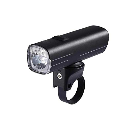 HBWJSH lámpara de Faro de luz de Bicicletas Mountain Bike Carga Noche Paseos a la luz del LED (Color : 1200 Brightness)