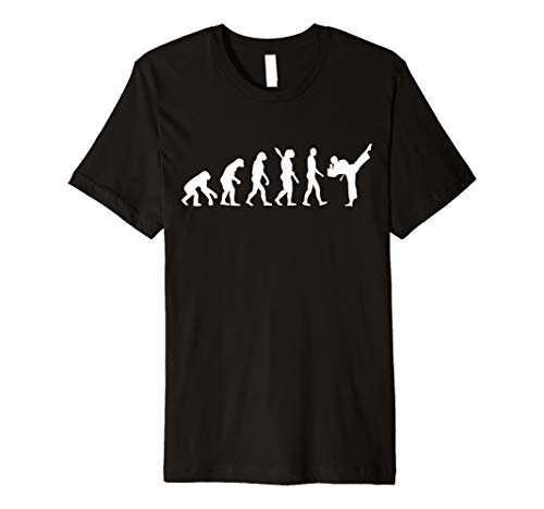 Evolution Karate T-Shirt