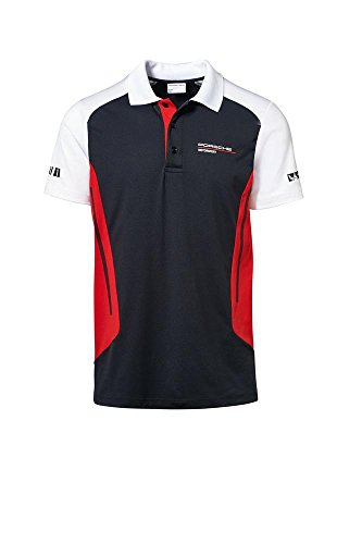 Porsche Herren Motorsport Polo-Shirt Gr. S - WAP80100S0J
