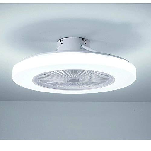 Deckenventilator mit Beleuchtung 36W 42 inch LED Fan Licht Deckenventilator Einstellbare Windgeschwindigkeit Dimmbar mit Fernbedienung für Schlafzimmer Wohnzimmer Esszimmer