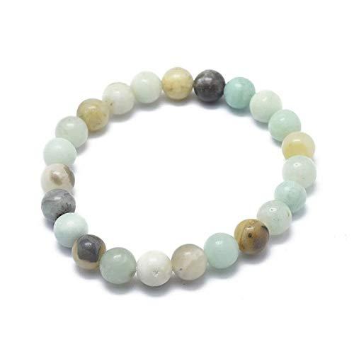 Amazonite Bracelets, Balance Bracelet, Unisex Bracelet, Yoga Bracelet Chakra Bracelet, Gemstone Bracelet, Amazonite Jewelry Genuine natural stone bracelet, semi precious stone bracelet Gift