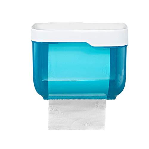 toilettenpapierhalter wasserdicht/toilettenpapierhalter ohne bohren/Klopapierhalter Selbstklebend Papierhalter für Badezimmer